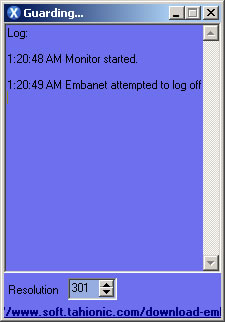 Download free Embanet FirstClass Anti-logoff utility. Keeps the FirstClass program connected.
