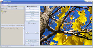 Categorize your photos images and pictures with one click
