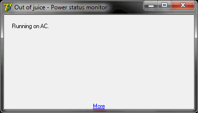 power monitor